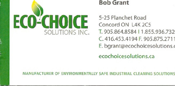 Eco Choice Solutions
