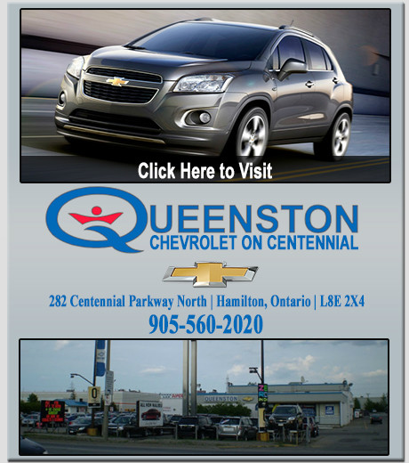 Queenston Chev Olds