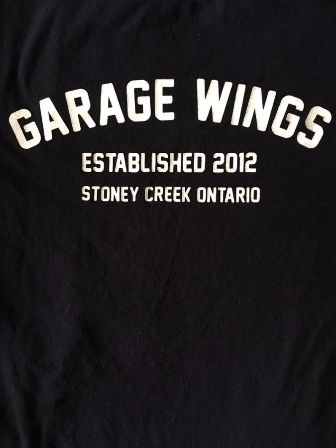 Garage Wings