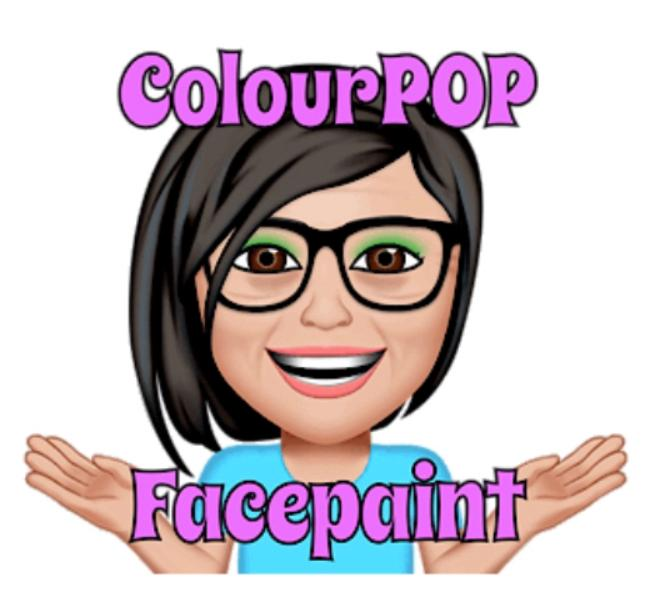 ColourPOP Facepaint