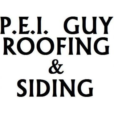 P.E.I Guy Roofing & Siding